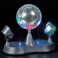 Find DJ gear bargains like this all-in-1 disco ball lighting set!